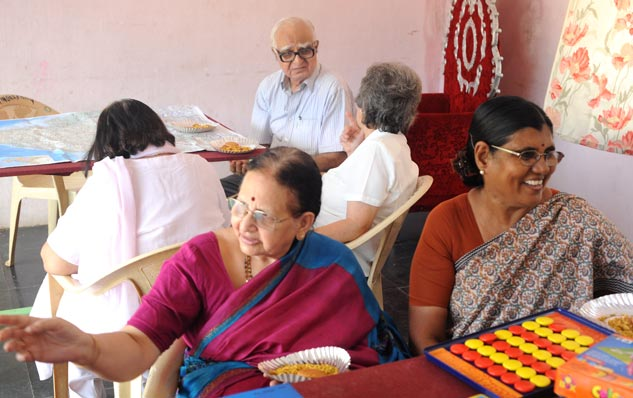 Dementia project in India 10