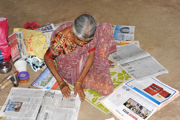 Dementia project in India 07