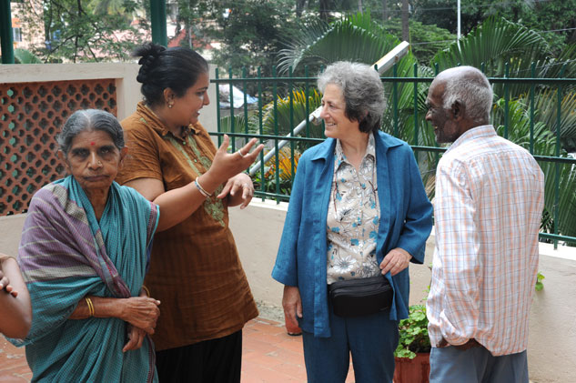 Dementia project in India 06