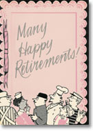 Many Happy Retirements