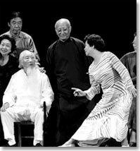 Uhan Shii Theatre Company invited to London from Taiwan